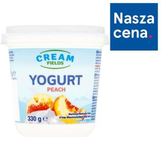 Cream Fields Peach Yoghurt 330 g
