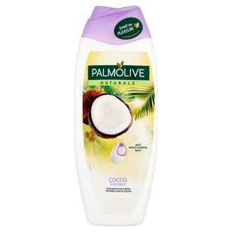 Palmolive Naturals Coconut Kremowy żel pod prysznic i do kąpieli 500 ml