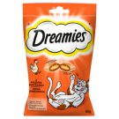 Dreamies Supplementary Food with Delicious Chicken for Cats and Kittens 60 g