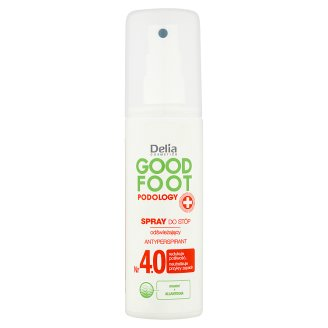 Delia Cosmetics Good Foot Podology Foot Spray 100 ml