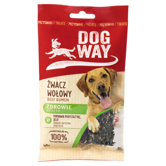 Dogway Health Beef Rumen Delicacy for Dog 40 g