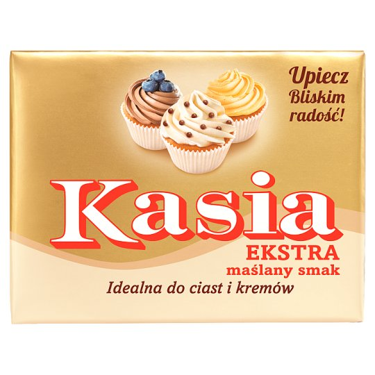 Kasia Extra Buttery Taste Vegetable Fat 250 g