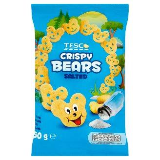 Tesco Salty Crispy Bears  50 g