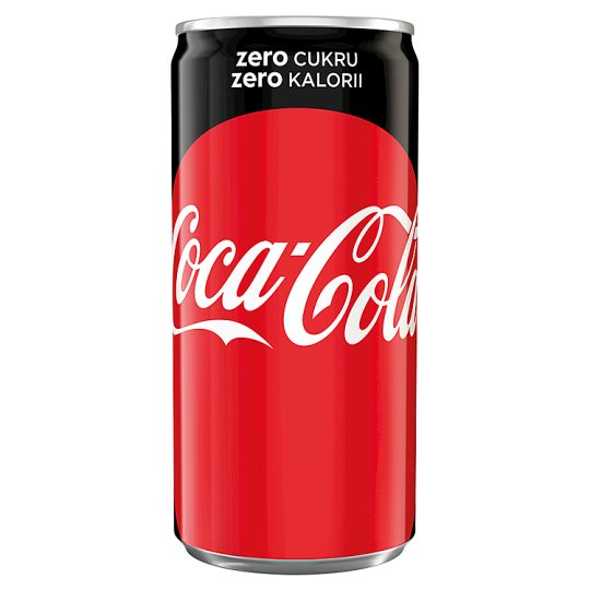 Coca-Cola Zero Drink 200 ml