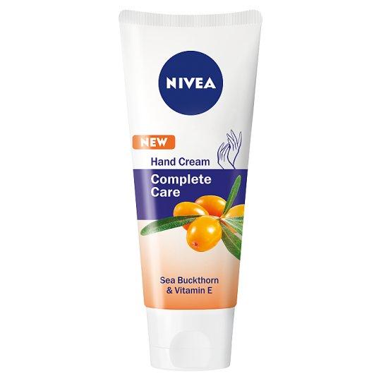 NIVEA Complete Care Kompleksowo pielęgnujący krem do rąk 75 ml