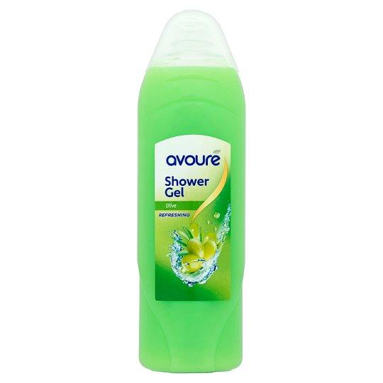 Avoure Olive Shower Gel 1 L