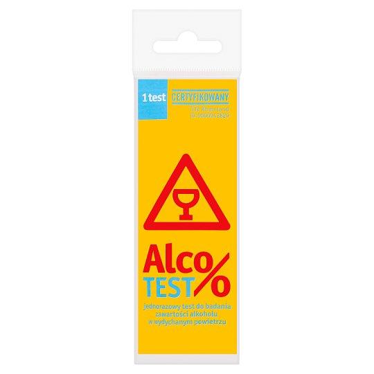 Domowe Laboratorium AlcoTest Alcohol Test