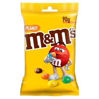 M&M's Peanuts Covered with Milk Chocolate 90 g