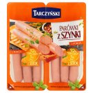 Tarczyński Ham Thin Sausages with Cheese 2 x 110 g
