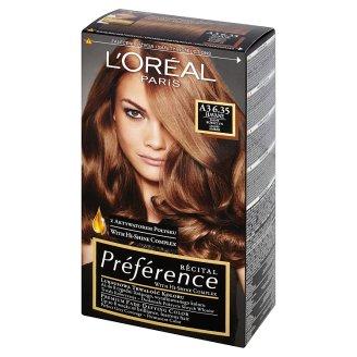 L'Oreal Paris Recital Preference A3 6.35 Havane Light Amber Hair Dye