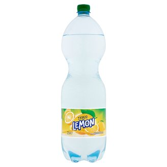 Tesco Lemon-Lime Flavoured Sparkling Drink 2 L