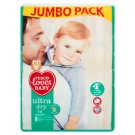 Tesco Loves Baby Ultra Dry 4+ Maxi+ 9-20 kg Nappies 74 Pieces
