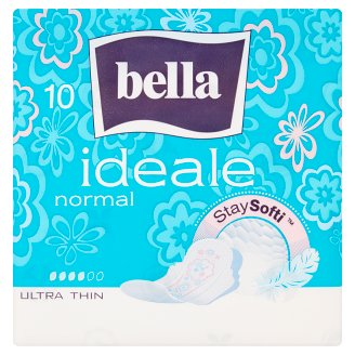 Bella Ideale Ultra Normal Sanitary Pads 10 Pieces