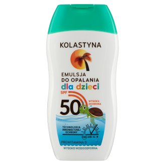 Kolastyna Sun Lotion for Children SPF 50 150 ml