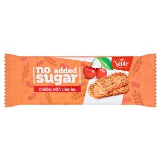 Sante Ciasteczka bez dodatku cukru z wiśnią 20 g