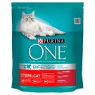 PURINA ONE Sterilcat Complete Food for Adult Cats with Beef and Wheat 800 g