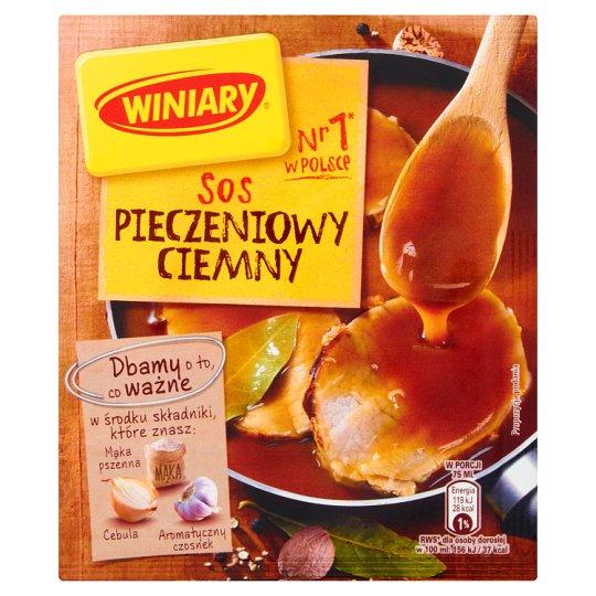 Winiary Dark Gravy Sauce 30 g