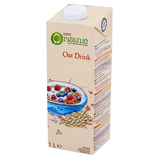 Tesco Organic Oat Drink 1 L