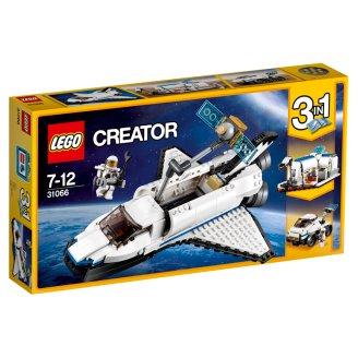 LEGO Creator Odkrywca z promu kosmicznego 31066
