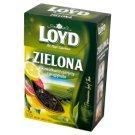 Loyd Herbata zielona z kawałkami cytryny i grejpfruta 80 g