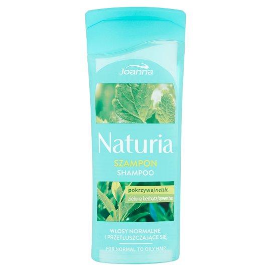 Joanna Naturia Nettle Green Tea Shampoo 200 ml