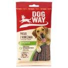 Dogway Zdrowie Przysmak dla psa paski z kurczaka 60 g
