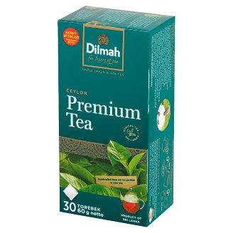 Dilmah Premium Traditional Black Tea 60 g (30 x 2 g)
