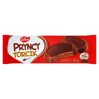 dr Gerard PryncyTorcik Milk Chocolate Covered Wafers 171 g (6 Pieces)