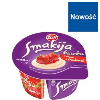 Smakija Kaszka z sosem z truskawek 130 g