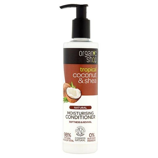 Organic Shop Odżywka nawilżająca kokos & shea 280 ml