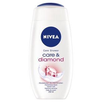 NIVEA Care & Diamond Pielęgnujący żel pod prysznic 250 ml