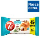 7 Days Doub!e Max Croissant with Cocoa and Coconut Creams 110 g