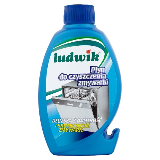 Ludwik Dishwasher Cleaner 250 ml