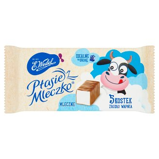 E. Wedel Marshmallow Milky with Calcium 52.7 g