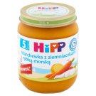 HiPP BIO Marchewka z ziemniaczkami i rybką morską po 5. miesiącu 125 g