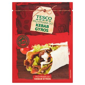 Tesco Seasoning for Kebab Gyros 30 g