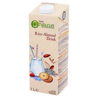 Tesco Organic Ekologiczny napój ryżowy z migdałami 1 l