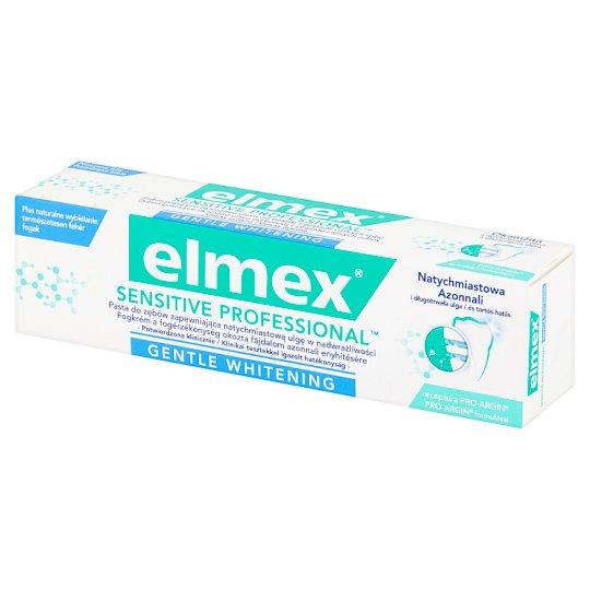 Elmex Sensitive Professional Gentle Whitening Toothpaste 75 ml