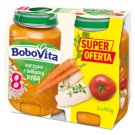 BoboVita Vegetables with Delicate Fish after 8 Months Onwards 2 x 190 g