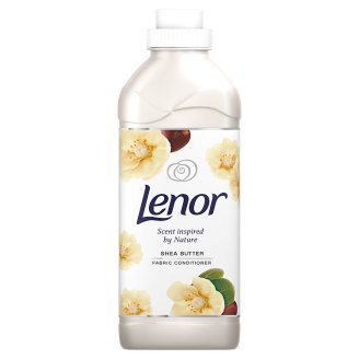 Lenor Fabric Conditioner Shea Butter Inspired By Nature 25 Washes