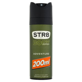 STR8 Body Refresh Adventure Dezodorant w aerozolu 200 ml