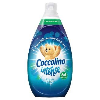 Coccolino Intense Fresh Sky Płyn do płukania tkanin 960 ml (64 prania)