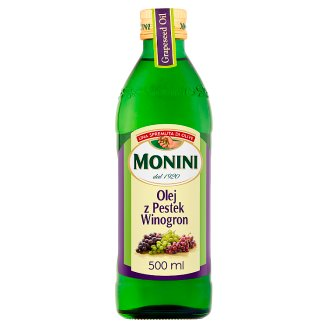 Monini Grape Seed Oil 500 ml