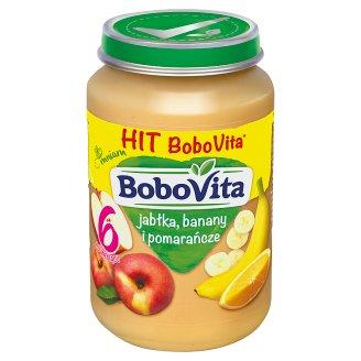 BoboVita Apples Bananas and Oranges after 6 Months Onwards 190 g