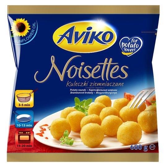 Aviko Noisettes Potato Balls 600 g