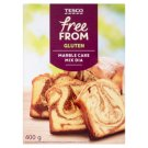 Tesco Free From Marble Cake Mix Dia 400 g