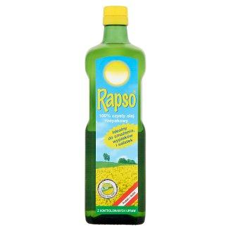 Rapso Olej rzepakowy 0,75 l