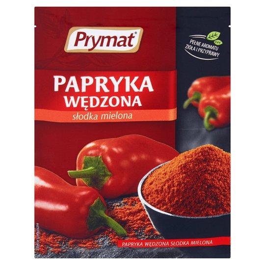 Prymat Papryka wędzona słodka mielona 20 g