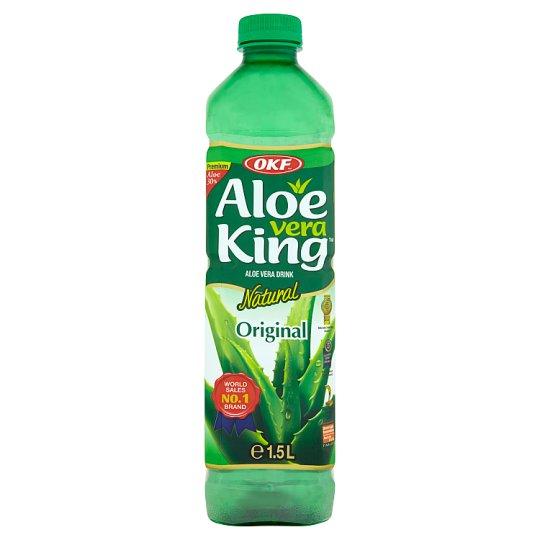 OKF Aloe Vera King Original Napój z aloesu 1,5 l