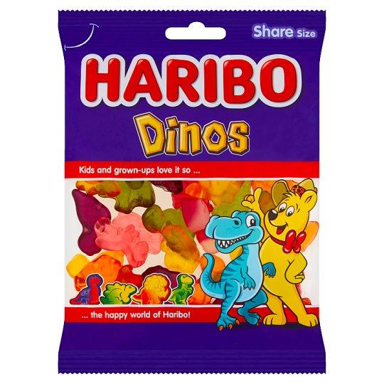 Haribo Dinos Fruit Flavoured Jellies 200 g